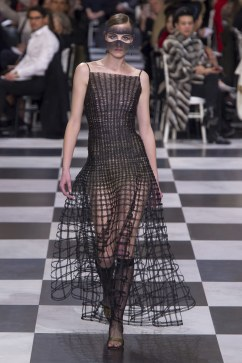 Christian Dior Spring 2018 Couture Look 18