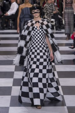 Christian Dior Spring 2018 Couture Look 19