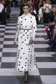 Christian Dior Spring 2018 Couture Look 2