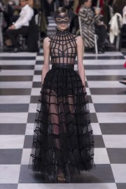 Christian Dior Spring 2018 Couture Look 28