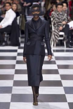 Christian Dior Spring 2018 Couture Look 7