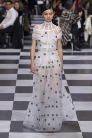 Christian Dior Spring 2018 Couture Look 8