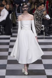 Christian Dior Spring 2018 Couture Look 9