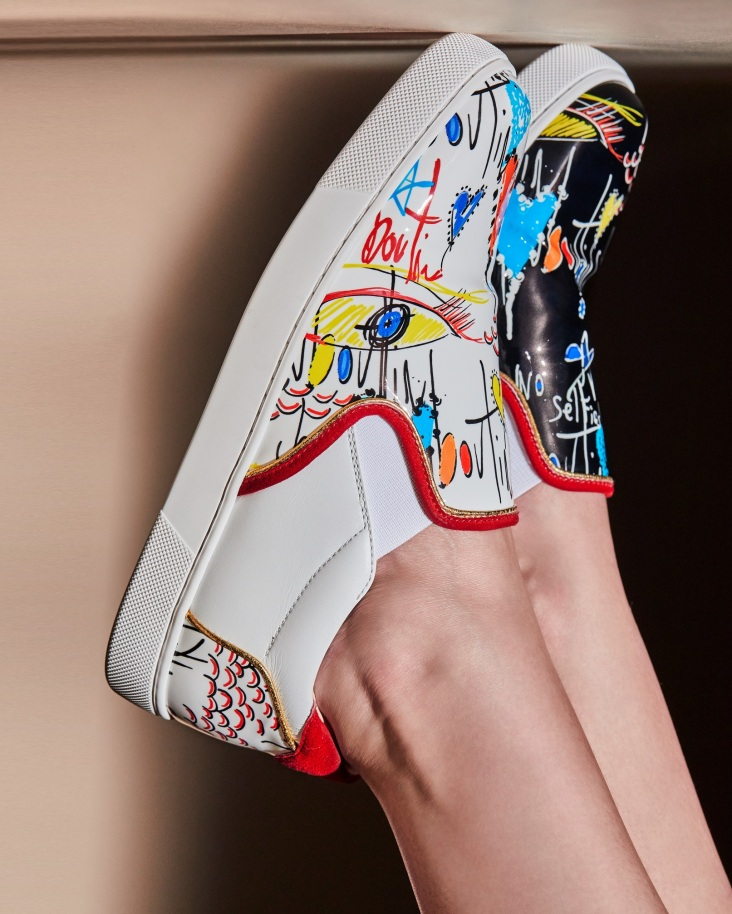 Christian Louboutin Loubitag Spring 2018 Collection-10