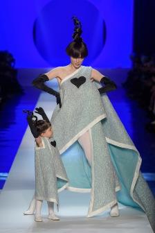 Jean-Paul Gaultier show, Runway, Spring Summer 2018, Haute Couture Fashion Week, Paris, France - 24 Jan 2018