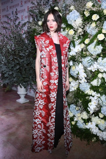 Coco Rocha in Jean Paul Gaultier Spting 2017 Couture-2