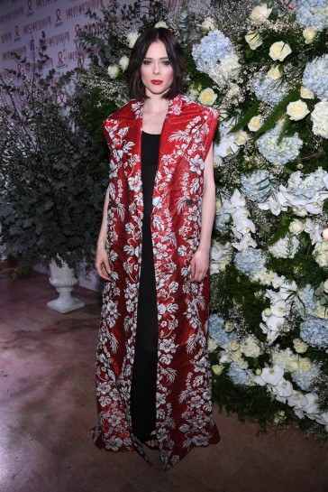 Coco Rocha in Jean Paul Gaultier Spting 2017 Couture