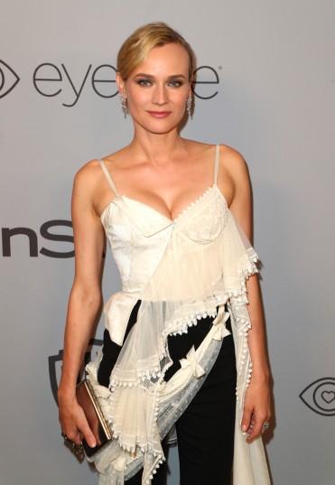 Diane Kruger in Alexander McQueen Spring 2018-2