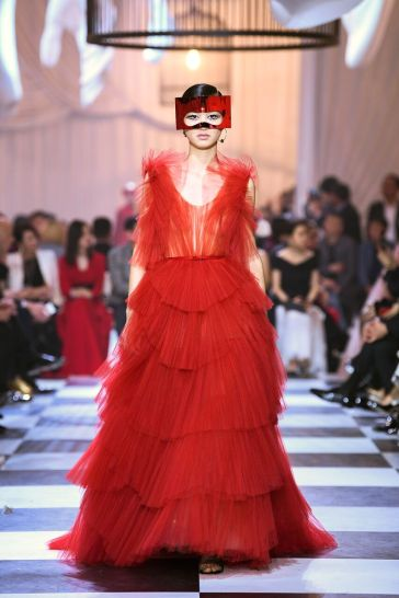 Dior Spring 2018 Couture Shanghai Look 6