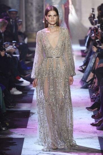 Elie Saab Spring 2018 Couture Look 12