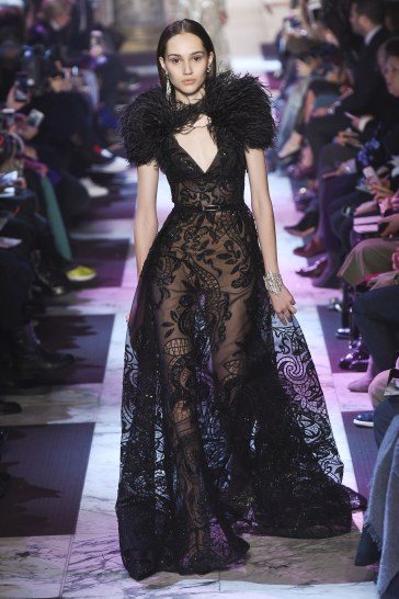 Elie Saab Spring 2018 Couture Look 25