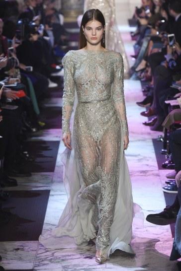 Elie Saab Spring 2018 Couture Look 39