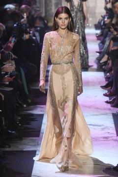 Elie Saab Spring 2018 Couture Look 45