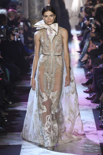 Elie Saab Spring 2018 Couture Look 52