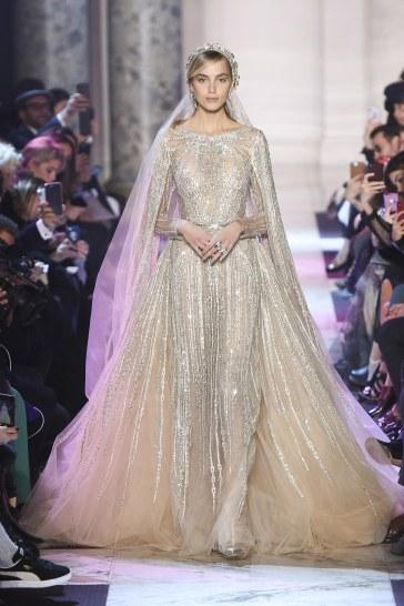 Elie Saab Spring 2018 Couture Look 57