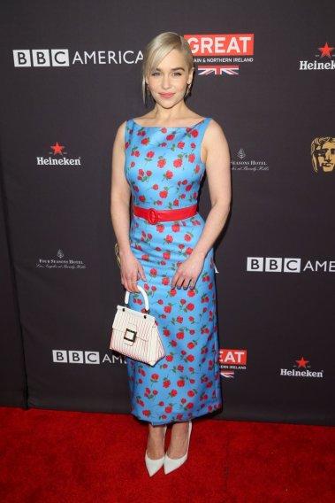 Emilia Clarke in Michael Kors Pre-Fall 2018-3