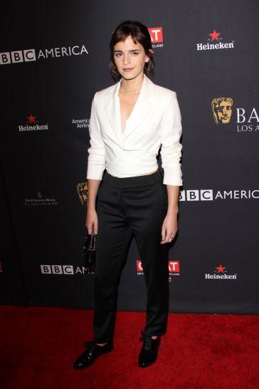 Emma Watson in Osman Resort 2018-2