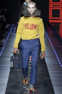 Fendi Fall 2017 Menswear-1