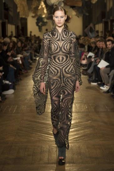 Iris van Herpen Spring 2018 Couture Look 12