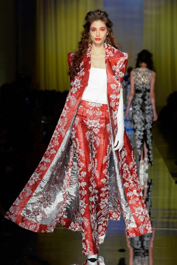 Jean Paul Gaultier Spting 2017 Couture