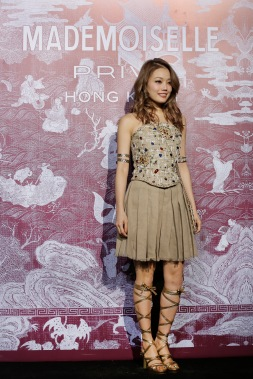 Joey Yung in Chanel Resort 2018-1