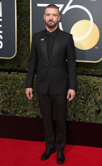 Justin Timberlake in Dior Homme-2