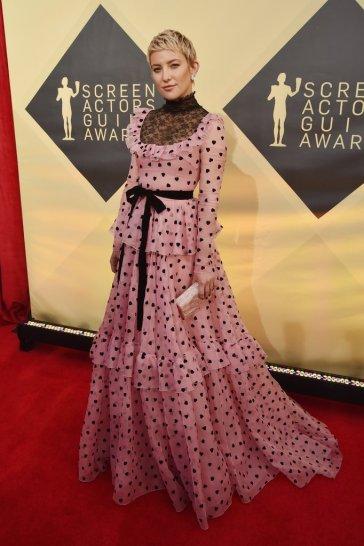 Kate Hudson in Valentino Pre-Fall 2018-2