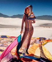 Kendall Jenner for Missoni Spring 2018 Campaign-1