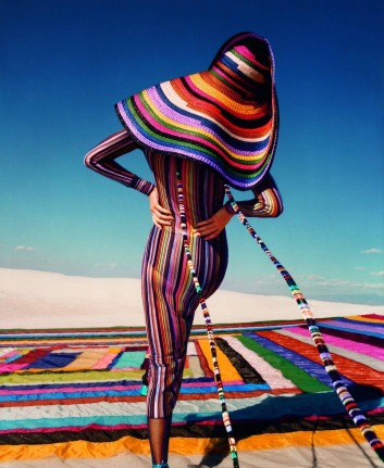 Kendall Jenner for Missoni Spring 2018 Campaign-6