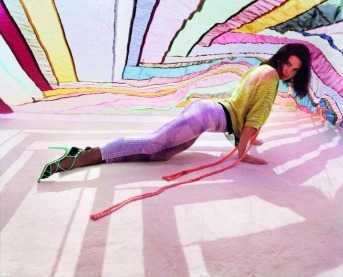 Kendall Jenner for Missoni Spring 2018 Campaign-7