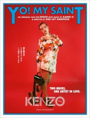 Kenzo Spring 2018 Campaign-11