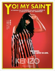 Kenzo Spring 2018 Campaign-12