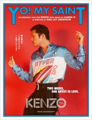 Kenzo Spring 2018 Campaign-4