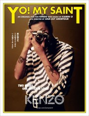 Kenzo Spring 2018 Campaign-6