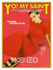 Kenzo Spring 2018 Campaign-7