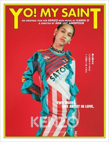 Kenzo Spring 2018 Campaign-8