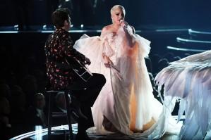 Lady Gaga in Armani Privé-1