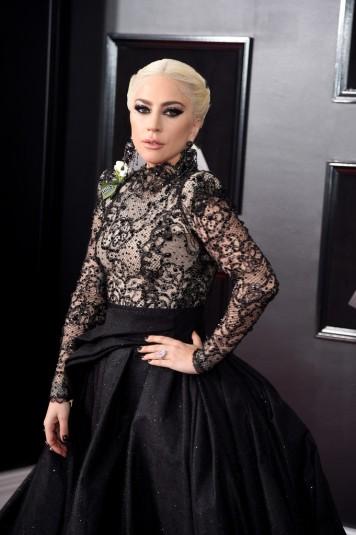 Lady Gaga in Armani Privé-5
