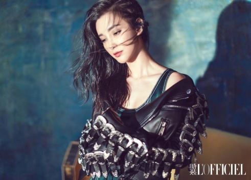Li Bing Bing for L_Officiel China February 2018-2