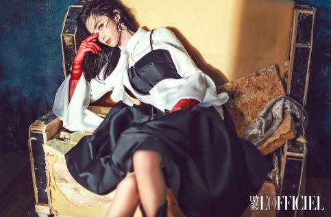 Li Bing Bing for L_Officiel China February 2018-8