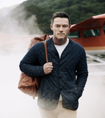 Luke Evans Wales_ new Year of the Sea 2018 Campaign