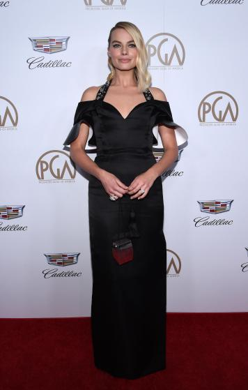 Margot Robbie in Louis Vuitton