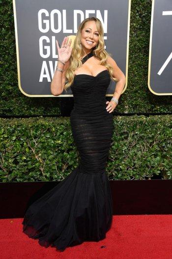 Mariah Carey in Dolce & Gabbana Spring 2018-2
