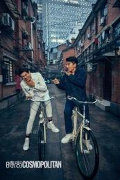 Mark Chao & Lin Geng Xin for Cosmopolitan China February 2018-3