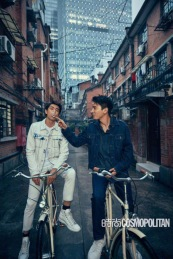 Mark Chao & Lin Geng Xin for Cosmopolitan China February 2018-4