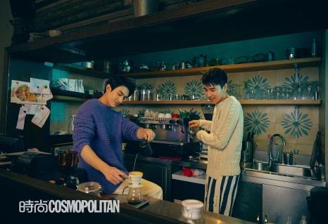Mark Chao & Lin Geng Xin for Cosmopolitan China February 2018-7