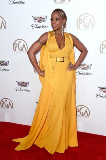Mary J. Blige in Elie Saab-1