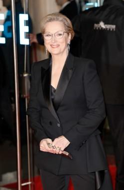 Meryl Streep in Alexander McQueen Pre-Fall 2017-2