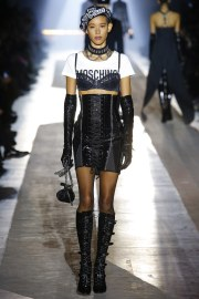 Moschino Fall 2018 Menswear Look 14