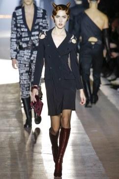 Moschino Fall 2018 Menswear Look 5